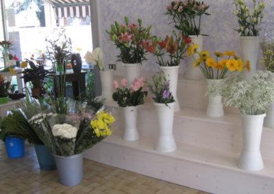 Arredo negozio di fiori